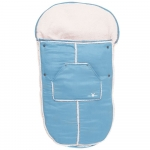 Port Bebe 0-3 ani Soft blue Wallaboo