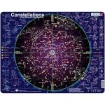 Puzzle Constelatii (EN), 70 Piese Larsen LRSS2