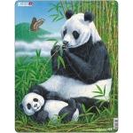 Puzzle Panda, 33 Piese Larsen LRD5