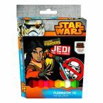 Carioci Star Wars Rebels 12 culori