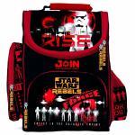 Ghiozdan Star Wars Clone Rebels negru 39 cm