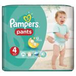 Scutece Pampers Pants 4 , 24 buc,9 -14 kg