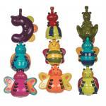 Set 9 insecte B.Toys