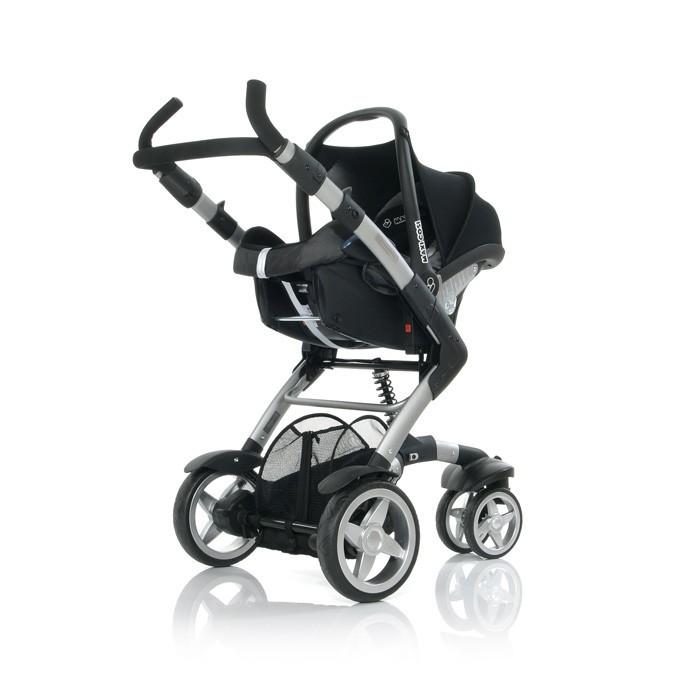 Adaptor scaun auto Maxi Cosi-Cybex-Kiddy pentru TecTurboCondorZoomViperChiliSalsaPepper ABC Design