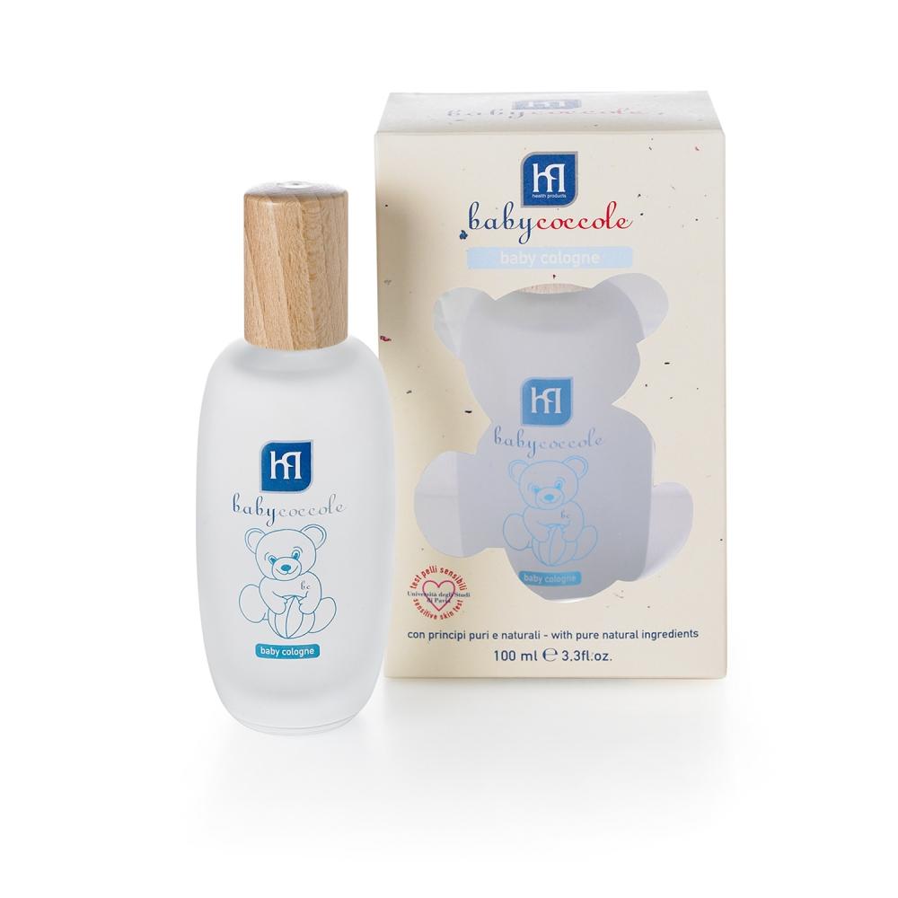 Parfum Pentru Bebelusi Cu Principii Pure Si Naturale 100ml