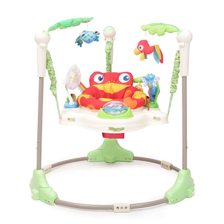 Centru activitati Cangaroo Tropic Fun 2 in 1