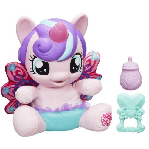 Jucarie de Plus My Little Pony - Baby Flurry Heart Pony