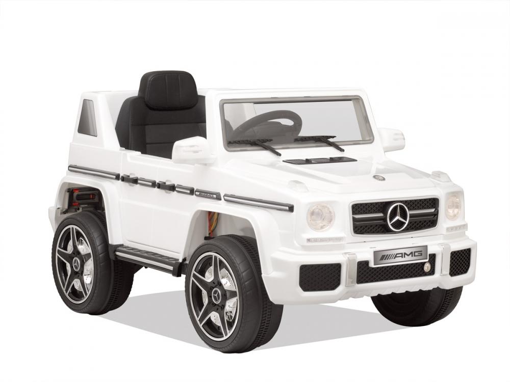 Masinuta Electrica Cu Telecomanda Mercedes Benz G6
