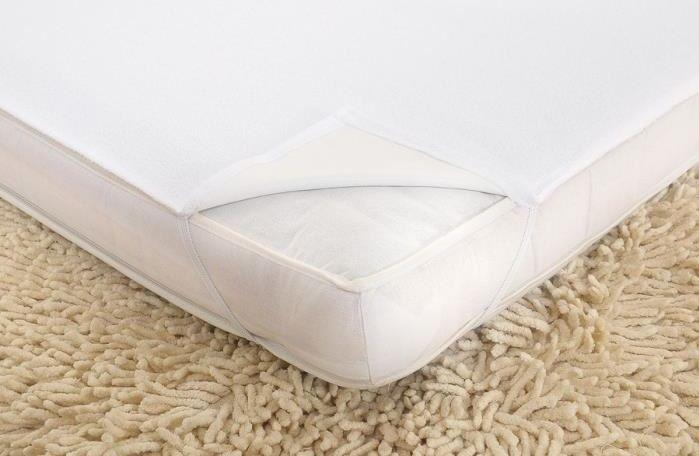 Protectie saltea cu elastic 60x120 cm