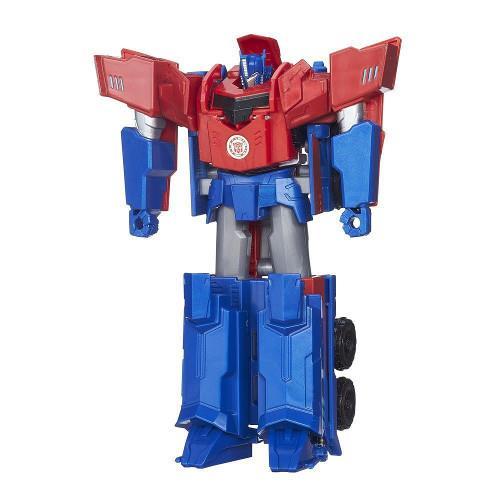 Robot Transformers Hyper Change Optimus Prime