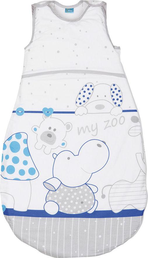 Sac de dormit My Zoo 70 cm. Blue Fillikid