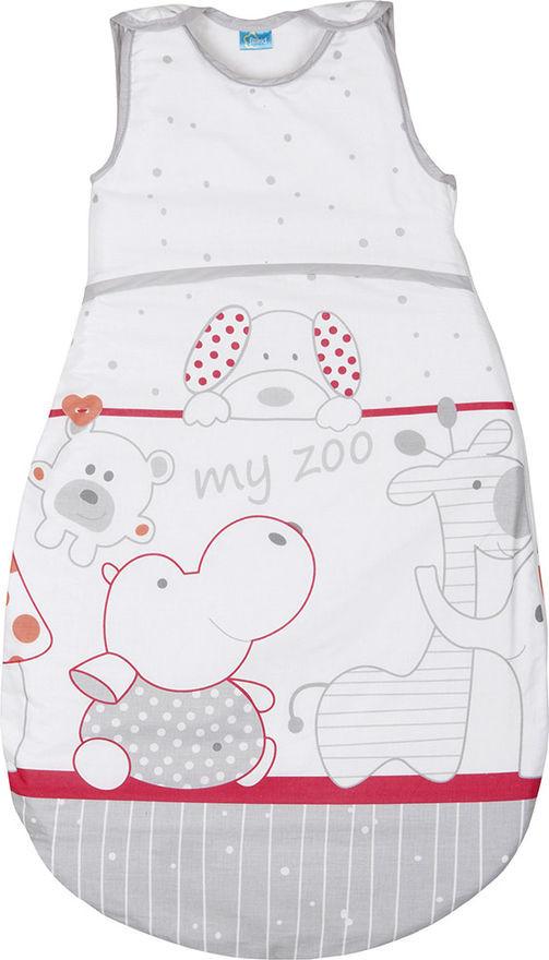 Sac De Dormit My Zoo 70 Cm. Red Fillikid