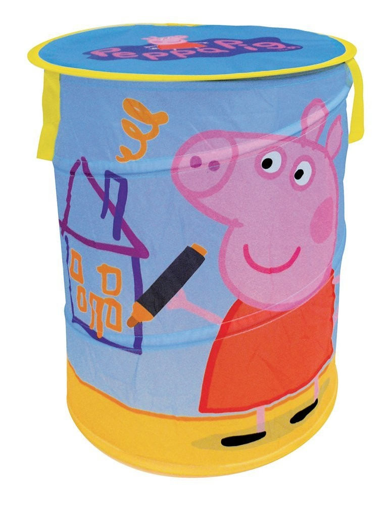 Sac pentru depozitare jucarii Peppa Pig