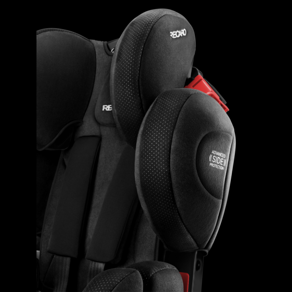 Scaun Auto pentru Copii fara Isofix Young Sport Hero Power Berry imagine
