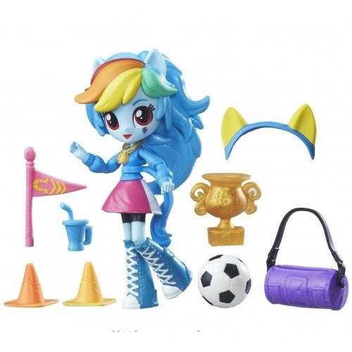 Set My Little Pony - Rainbow Dash si Spiritul Scolar