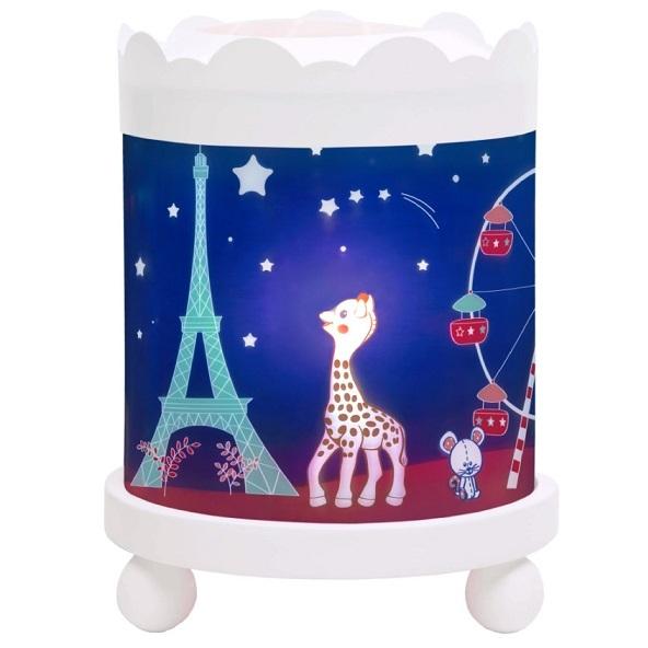 Veioza Carusel Girafa Sophie