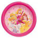 Ceas de perete Disney Princess