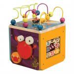 Cub cu activitati Lumea din Adancuri B.Toys