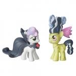 Figurina My Little Pony Sweetie Belle si Apple Bloom
