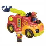 Masina de pompieri cu lumini si sunete B.Toys