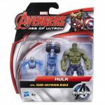 Mini Figurine Avengers - Hulk vs Sub Ultron 003