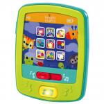 Mini tableta cu sunete si lumini Fun Pad