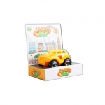 Masinuta Soft Bebe Ki-joy OFF-ROAD