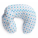 Perna pentru alaptat Baby Dots Blue