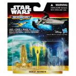Set Star Wars Micromachines - Battle for Naboo