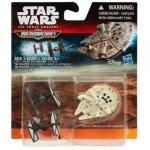 Set Star Wars Micromachines - TIE Fighter Attack