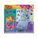 Trolls Mega Sticker Set