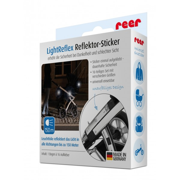 Banda reflectorizanta autoadeziva LightReflex REER 53108 - 2