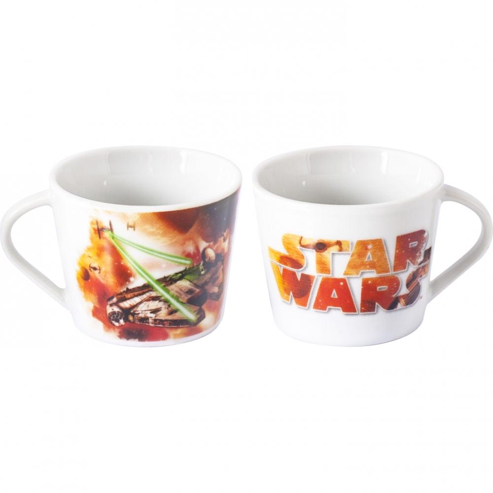 Cana portelan Star Wars 270ml Lulabi 8339862