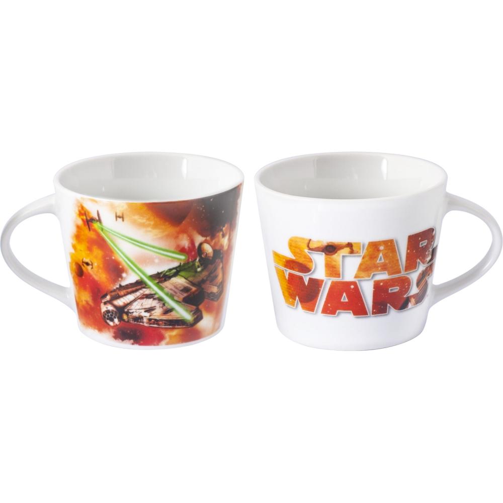 Cana portelan Star Wars 420ml Lulabi 8339865