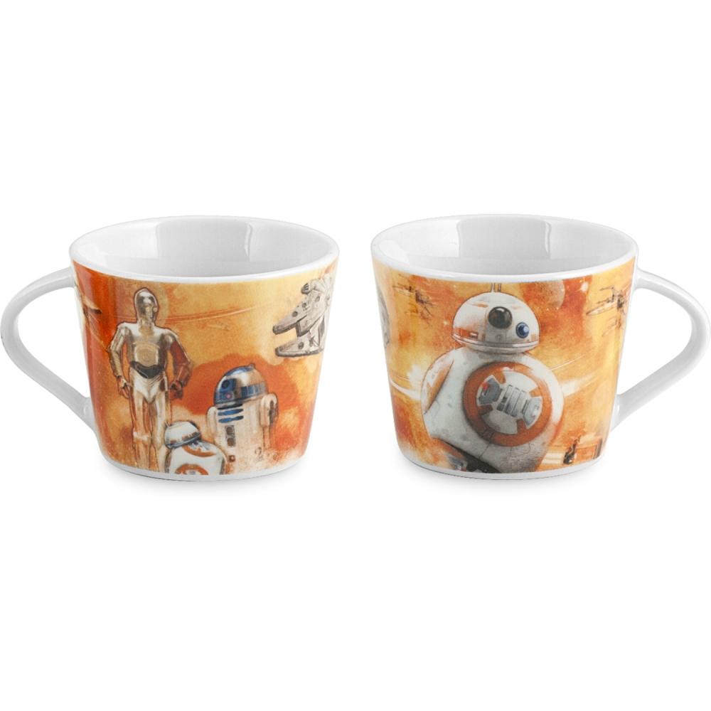 Cana portelan Star Wars 7 420ml Lulabi 8339965