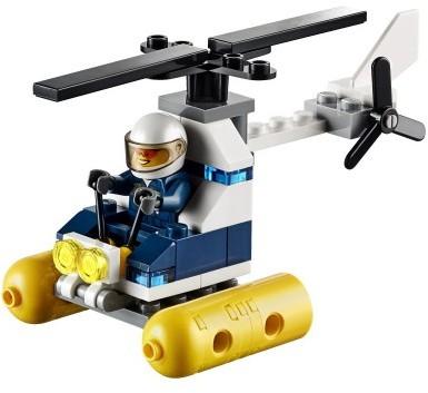 Elicopter de politie Lego City