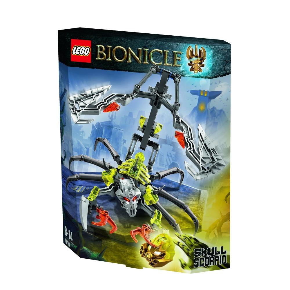 LEGO BIONICLE Craniul Scorpion 70794