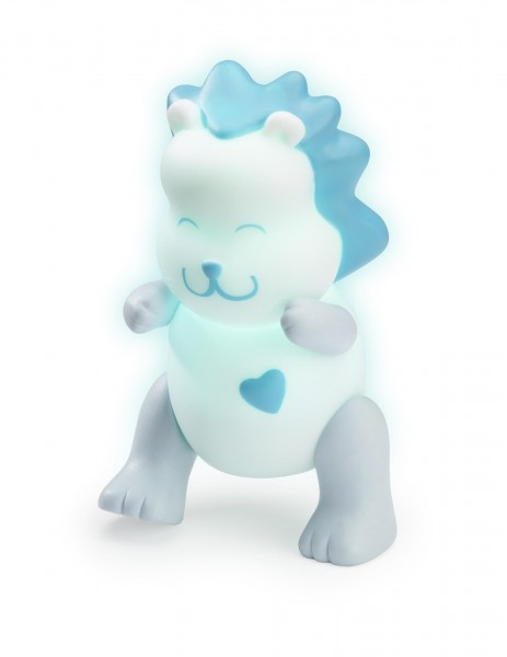 Lampa de veghe pentru copii si bebelusi Pabobo Leu Lumilove Savanoo imagine