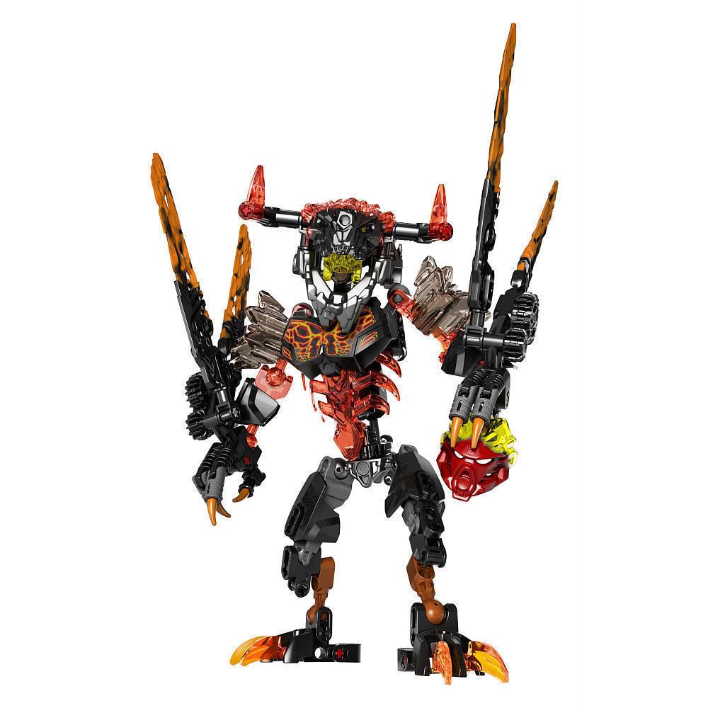 Lego Bionicle cu setul Bestia Lava 71313