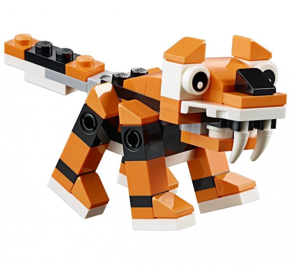 Lego Creator Tiger