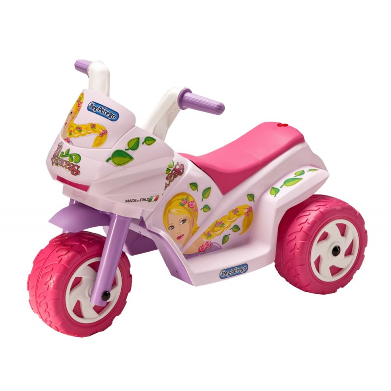 Motocicleta electrica Mini Princess