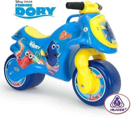 Motocicleta fara pedale Injusa Neox Dory