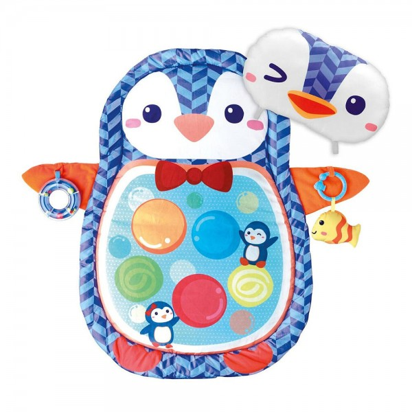 Salteluta bebe WinFun Pinguin cu activitati