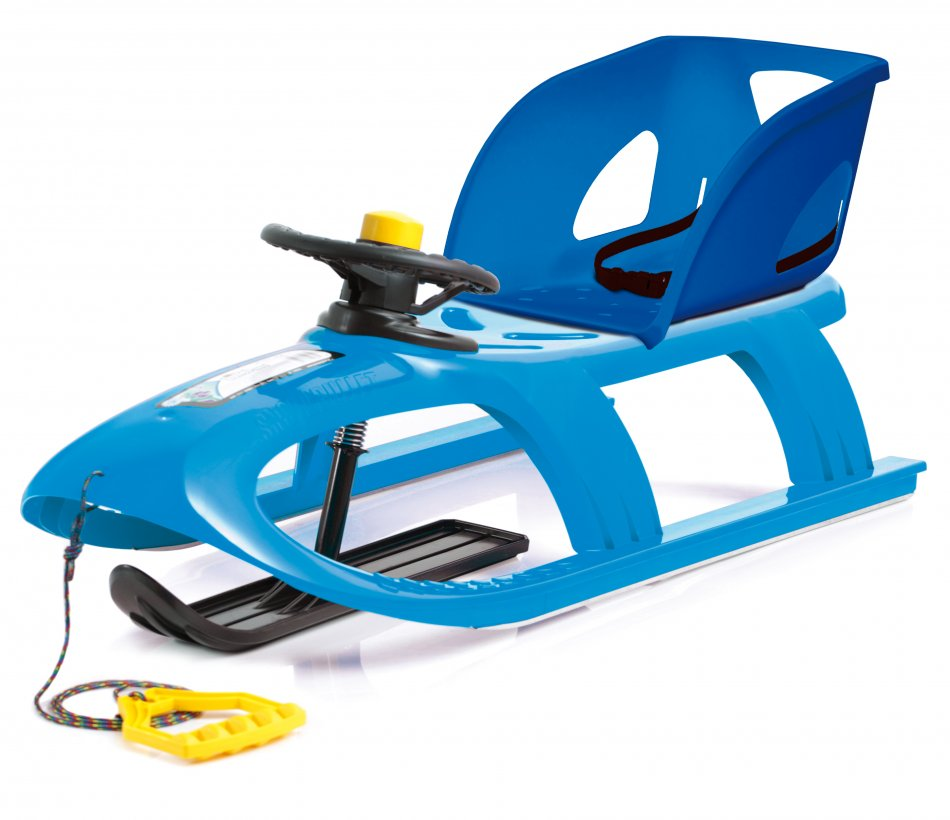 Saniuta Bullet control seat albastra