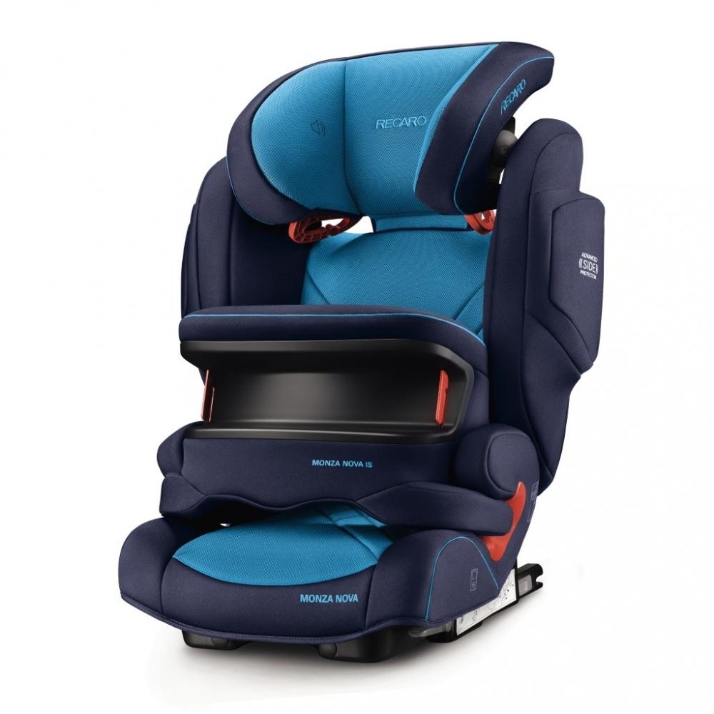Scaun Auto Copii Cu Isofix Monza Nova Is Xenon Blue