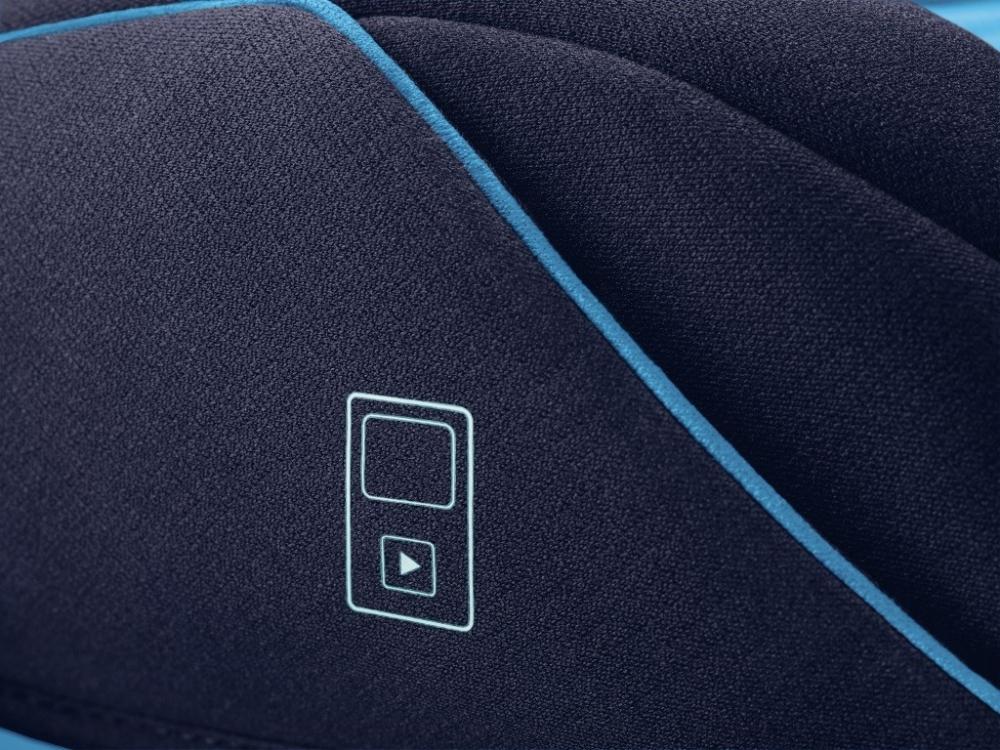 Scaun Auto pentru Copii cu Isofix Monza Nova 2 Xenon Blue