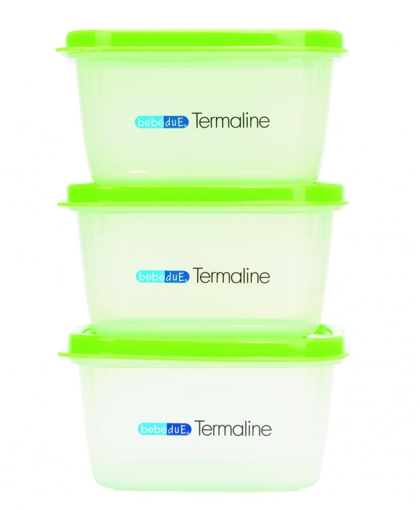 Set 3 Recipiente Hrana Copii Termaline Bebedue 801
