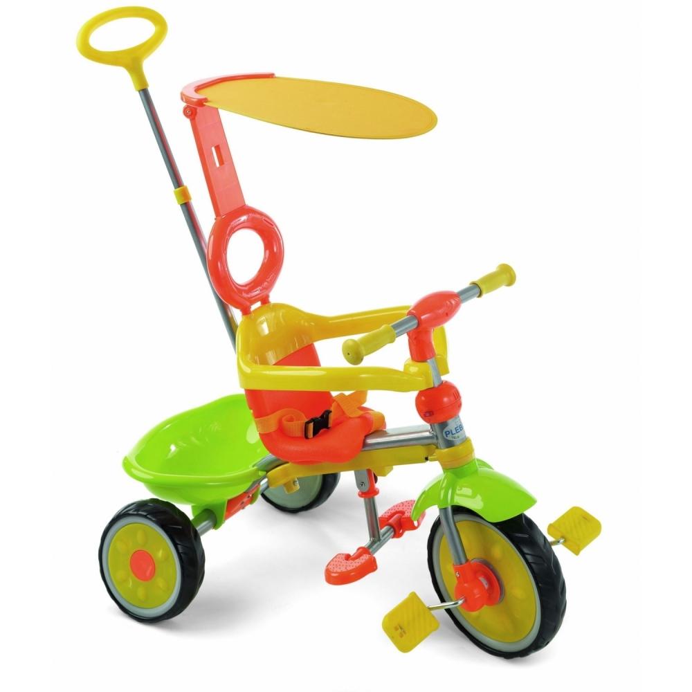 Tricicleta 3 in 1 Pegaso Plebani PB061