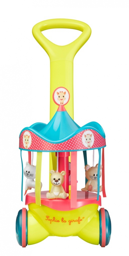 Carusel de impins Girafa Sophie