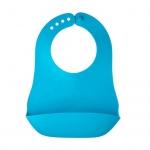 Baveta moale pliabila Aquamarine Rotho babydesign